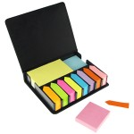 SET POST-IT DE PU NEGRON-016-13